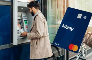 BitPay Lietuva debit card