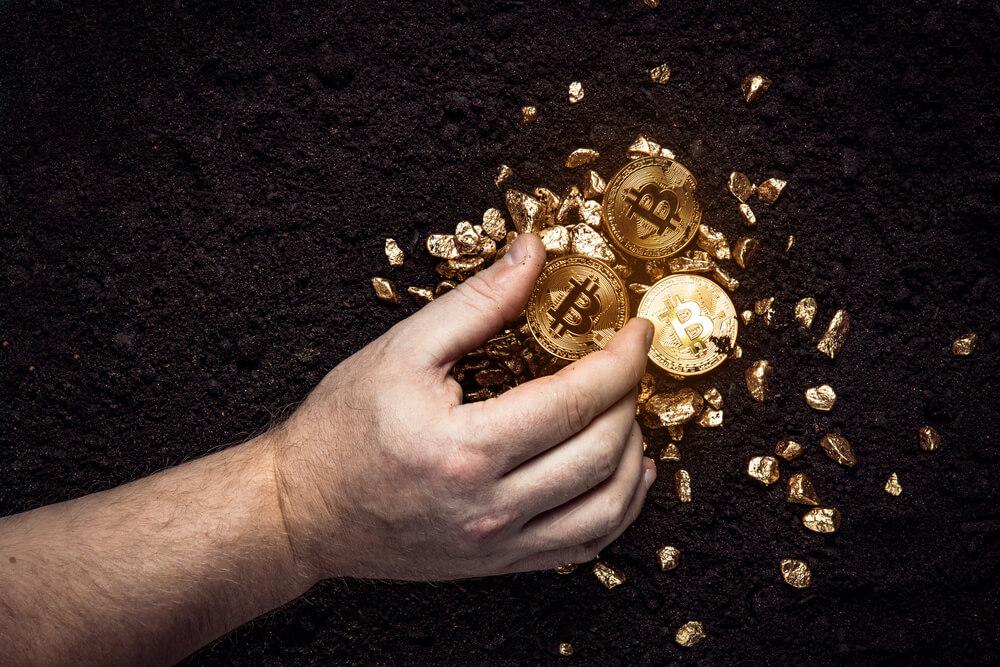 Bitcoin auksas